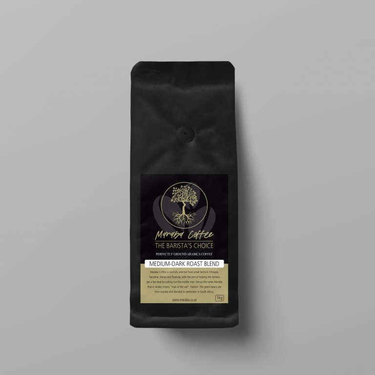 Maraba Medium Dark Roast 1kg