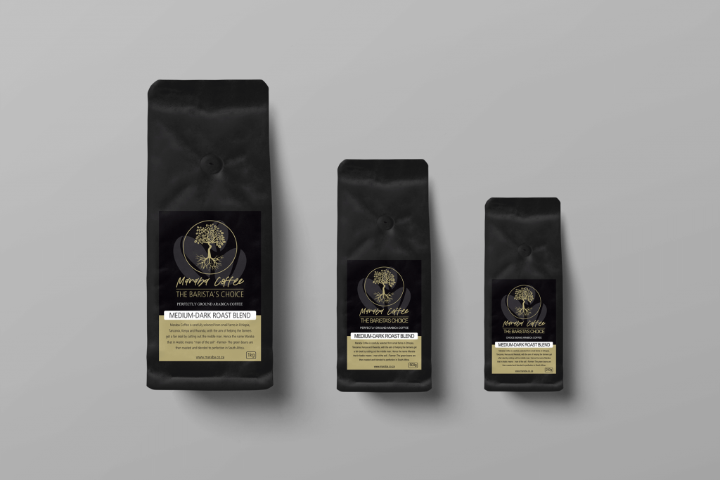 Maraba Coffee Range