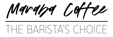 Maraba Coffee Logo Black